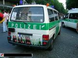 Multifunktions-Polizeiauto