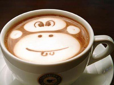 Affen kaffee